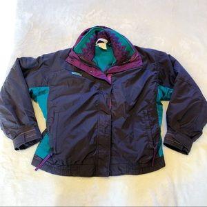Columbia   Vintage Bugaboo Layered Ski Coat M